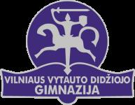 Logo of Vilniaus Vytauto Didžiojo gimnazija